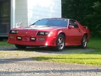 1992 Chevrolet Camaro Z/28 25th anniv. Coupé (2 portes)