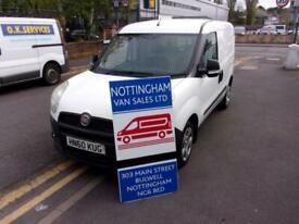 2010 Fiat Doblo 1.3 Multijet 16V SX Van PANEL VAN Diesel Manual