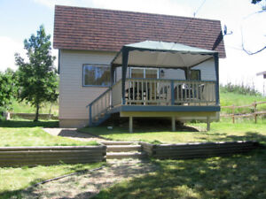 BOOK NOW FOR SUMMER - BUFFALO LAKE CABIN