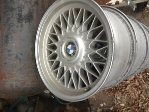 Four bmw rims forsale