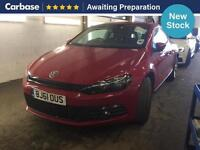 2011 VOLKSWAGEN SCIROCCO 2.0 TDi BlueMotion Tech GT 3dr Coupe