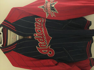 Cleveland Indians All Star Game  jacket 1997