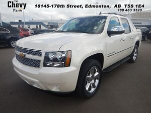 2013 Chevrolet Avalanche LTZ 4WD  DVD-NAV-Heated  Air Conditione