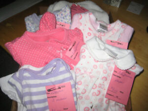 BABY GIRL PREEMIE CLOTHING BUNDLE # 3