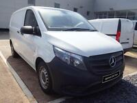 2016 Mercedes-Benz Vito 114 BLUETEC Diesel white Manual
