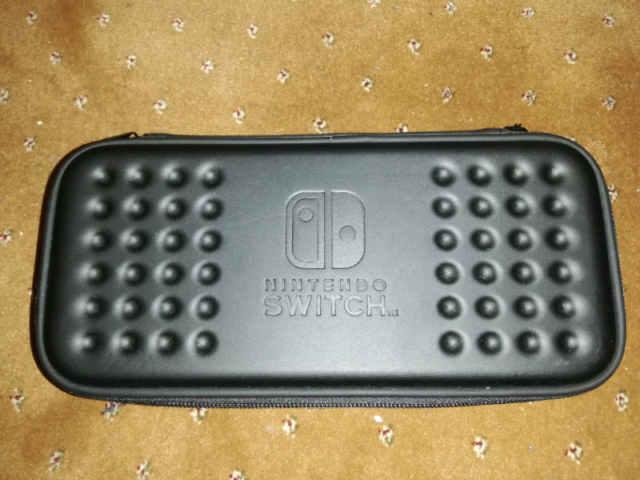 NINTENDO SWITCH, official carry case, skyrim, 64gb microSD | in Wigston,  Leicestershire | Gumtree