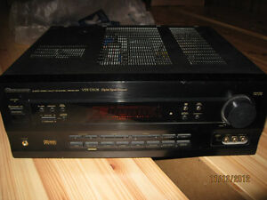 TRADES REDUCED COMPLETE PIONEER 5.1 SOUND SYSTEM MOVING