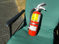 Flag ABC Fire Extinguisher - 5 lb Dry Chemical