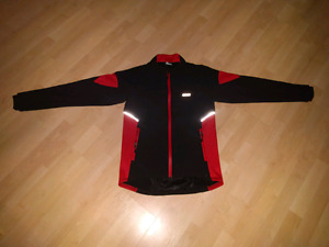 Arsuxeo men's cycling jacket size small NEW WITH TAGS
