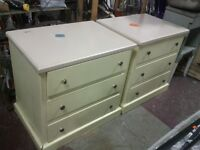 3 Drawer Cabinets
