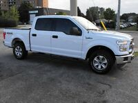 TAKE OVER LEASE !!  2015 F150 CREW 4X4  $198 PER MO..LOADED