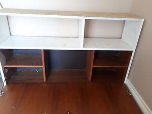 storage shelf / table