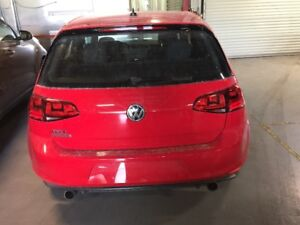2015 VW GOLF GTI COUPE