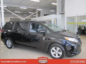 Toyota Sienna LE V6 8 Pass FWD 2012