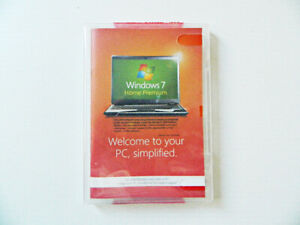 Windows 7 Home Premium Installation DVD - No Product Key