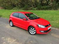 2013 Volkswagen Polo 1.2 Match 5dr