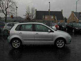 2009 Volkswagen Polo 1.2 Match 5dr