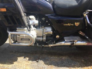 1984 Honda Gold Wing GL 1200
