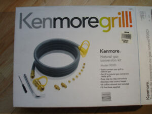 Natural Gas Conversion Kit for BBQ