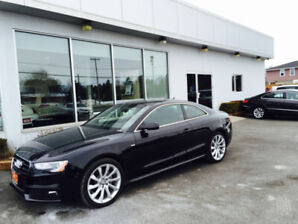 Single owner - 2014 Audi A5 Progressiv - $20000 (Alliston)