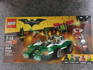 The Batman Lego Movie : New Sets and Minifigures