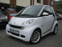 2010 60-Reg Smart fortwo 1.0mhd ( 71bhp ) Passion Auto,FULL AUTOMATIC,MUST SEE!!