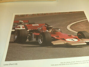 One of a Series of G.P. Prints to celebrate Players Grand Prix
