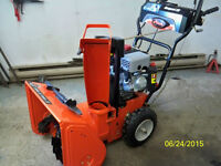 souffleuse ariens compact 22 (2014)