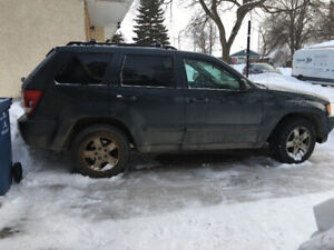 2007 Jeep Cherokee (Parts Only)