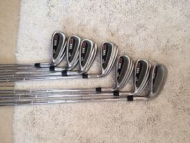 Bay hill golf clubs and bag