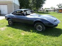 1971 Opel GT (rolling shell only)