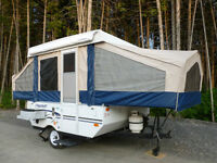 New Condition Forest River Tent Trailer