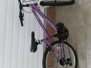 Bike in new condition