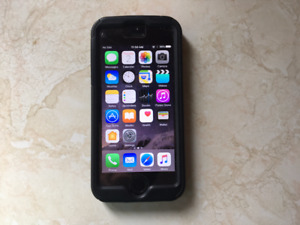 Iphone 5s.  16gb.  Space Gray.  Used with SaskTel.