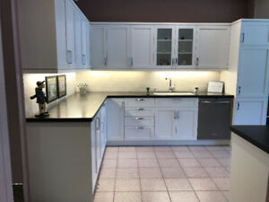 All White Kitchen for Sale - $5200