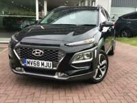 2018 Hyundai Kona 1.0T GDi Blue Drive Premium 5dr Hatchback Petrol Manual