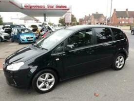 image for 2010 Ford C-MAX 1.8TDCi Zetec 5dr MPV Diesel Manual