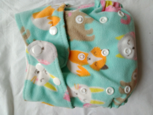 Cloth nappy bundle of 5 nappies. Can separate. Tamworth Tamworth City Preview