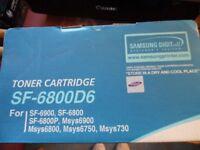 Samsung SF-6800D6 Toner Cartridge