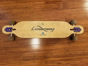 Loaded Dervish Longboard