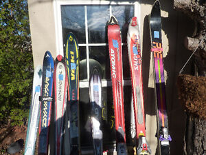 Ski's for sale , all Parabolics.