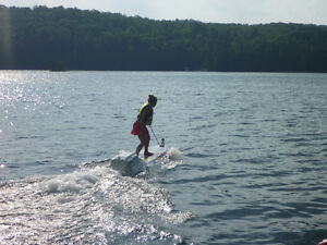 Surfjet / stand up Sea-Doo/ motorized wake surf board