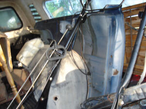 Front passenger fender for 1987 Dodge pick up