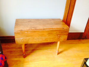 Table ancienne -