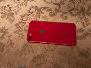 Iphone 8 Rouge with warranty
