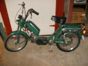 Jawa Moped For Parts