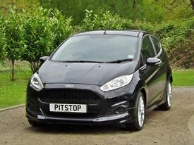 Ford Fiesta Zetec S 1.6 Tdci 3dr DIESEL MANUAL 2014/14