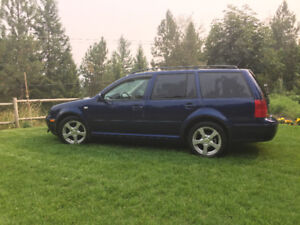 2004 Volkswagen Jetta tdi Fully loaded Wagon