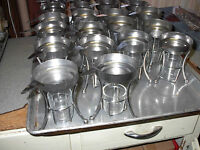 Butter Warmers for Lobster Crab Stainless Steel Restaurant