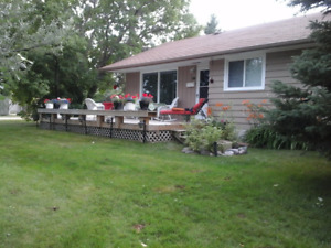 WINNIPEG BEACH 3 BDRM RENTAL